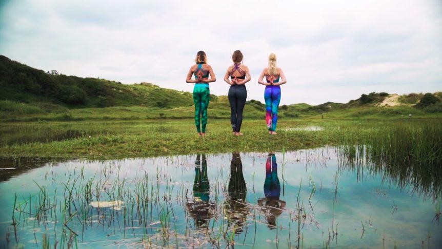 Monique Rotteveel Yoga Attire